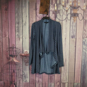 The limited Cardigan open front Large BK34
